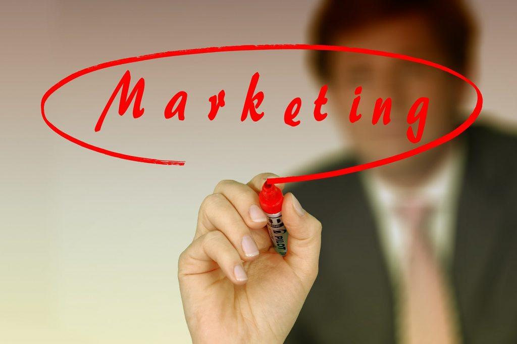 Ohne Marketing funktioniert kein Unternehmen